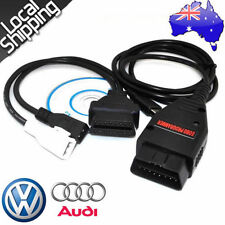 ECU Chip Tuning Interface Flasher Tool OBD2 EOBD Galletto 1260+VAG Cable Audi