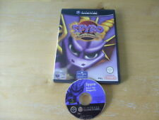 Spyro: Enter the Dragonfly (Nintendo GameCube, 2002) No Manual - FREE UK P&P