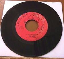 The Spies - 25 Years of Rock/Hard to Lose 45 rock (Longview - Worcester, MA) VG+