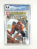 AMAZING SPIDER-MAN #546 CGC Grade 9.8 Mr. Negative Freak Jackpot Marvel