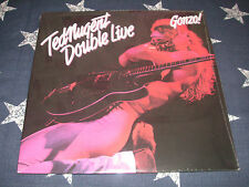 TED NUGENT - Double Live Gonzo! (1978) 2 LP SET VERY RARE FIRST PRESS!!! NEW!!!!