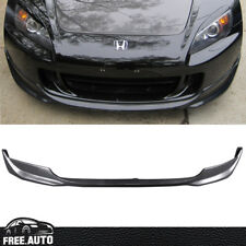 Fit 04-09 Honda S2000 All OE Factory Style PU Front Bumper Lip Spoiler Bodykit