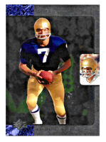 2013 Joe Theismann SP Authentic 1996 SP Insert - Washington Redskins