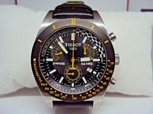 Men's quartz chronograph watch Tissot PRS 516 Ref. J565/665 Swiss Made