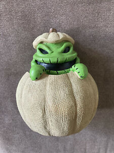 Nightmare Before Christmas OOGIE Figurine Halloween Pumpkin Exclusive Disney