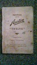 Austin Twelve Handbook