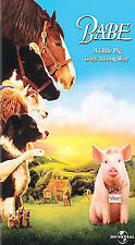 Babe (VHS, 2003, Clamshell)