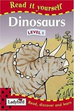 Dinosaurs: Level 1 (Read it Yourself - Level 1) By LADYBIRD