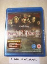 New PIRATES of the CARIBBEAN 3 at WORLDS END Special Disney Blu-ray 2-Disc Set
