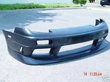 Fits Nissan 240sx 1989-93 Gp-1 style Urethane front bumper bodykit Free Mesh