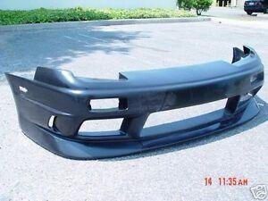 Fits Nissan 240sx 1989-93 Gp-1 style Urethane front bumper bodykit