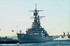 795022 CGN 39 USS Texas Nuclear Powered Cruiser San Diego California USA A4 Phot