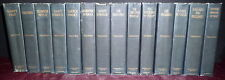 Works of William Makepeace Thackeray, Biographical Edition, 1898. Complete Set