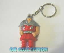 Portachiavi in Pvc / RAM-MAN 1984 MASTER OF THE UNIVERSE Mattel (old keyring)