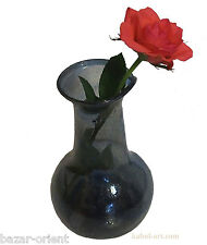 mundgeblasenes Glas Vase Glasvase Herat  Afghanistan Hand-blown glassware Nr-6