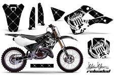 KAWASAKI KX 125/250 Graphic Kit AMR Racing Decal Sticker Part KX125/250 99-02 RL