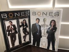 BONES~ The Complete First & Second Season On DVD Brand New!