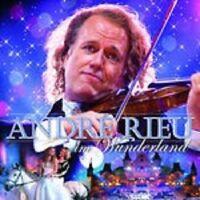 "ANDRE RIEU ""ANDRE RIEU IM WUNDERLAND"" DVD NEW+"