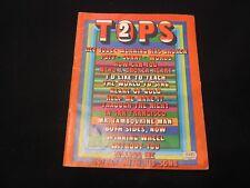 TOPS - Oz Sheet Music Book 1974 - RARE!!!!!!
