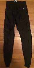 PEARL IZUMI Size S Technical Wear Athletic Fitness Black Pants