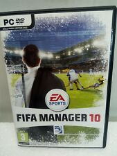FIFA MANAGER 10 DE EA SPORTS para PC DVD PAL