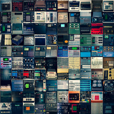 440 Drum Machines & Rack Mounts: Sounds & Samples (ORIGINAL GENUINE SELLER)