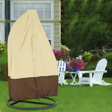 Chair Cover Swinging Egg Chair Waterproof Garden Chair Outdoor Furniture Cover