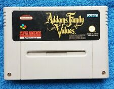 ADDAMS FAMILY VALUES - SNES - Retro Sale On Super Nintendo Games!