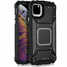 iPhone 11 Pro Max 6.5-Inch (2019) Aluminum Metal Hybrid Case+protector
