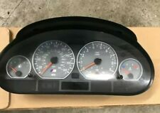 BMW E46 M3 Manual Transmission Instrument Cluster Speedo Dials Clocks