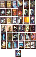 1978 Close Encounters Of The Third Kind Trading Cards Set Lot 37 Cards