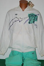 vintage adidas stefan edberg full tracksuit us open collection NOS 80s 90s