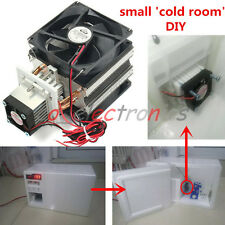 12V DIY Electronic Semiconductor Refrigerator Cooler Radiator Cooling Equipment