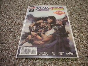 XENA WARRIOR PRINCESS & JOXER WARRIOR PRINCE # 3 (NM) ART COVERS
