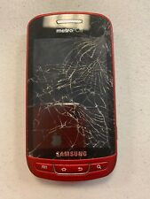 Samsung Admire SCH-R720 RED Android Smart Phone MetroPCS