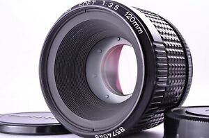 [N-MINT] PENTAX 67 SMC SOFT 120mm f/3.5 II Manual Single Focus Lens from Japan
