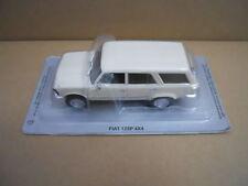 Legendary Cars FIAT 125 4X4 WHITE BIANCO 1:43 Die Cast  [MV39-3]