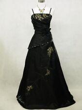 Satin Strappy/Spaghetti Strap Regular Wedding Dresses