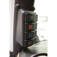 Daystar KJ71056BK A-Pillar Switch Panel Fits 07-16 Jeep JK Wrangler