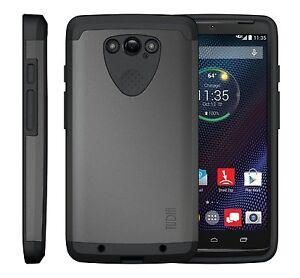 TUDIA CYGEN Dual Layer Protective Case for Motorola DROID Turbo Ballistic Nylon