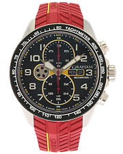 GRAHAM SILVERSTONE RS RACING CHRONOGRAPH DAY DATE AUTOMATIC MEN'S WATCH $5,780