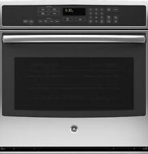 """Ge Pt9050Sfss 30"""" Smart Single Electric Wall Oven Stainless Nob #29942 Hrt"""
