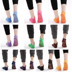 Trampoline socks Home socks anti-slip floor socks women cotton yoga socksWM