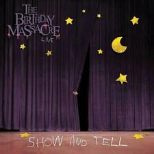 The Birthday Massacre - Show And Tell - Live (NEW CD)