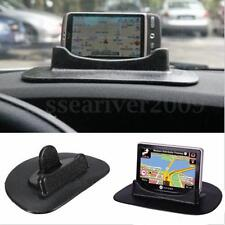 360°Car Anti Slip Pad Mount Cradle Holder Stand for Mobile Smart Cell Phone GPS