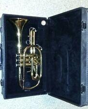 Vintage Conn cornet #34a