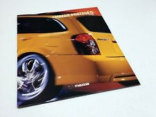 2003 Mazda Protege 5 Door Brochure