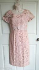 Vintage DuBarry or Du Barry New York Pink Dress