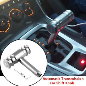 Automatic SUV Car Aircraft Manual Operating Gear Lever Stick Shift Knob w/ Screw