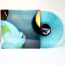 Audio Karate - Space Camp TEAL COLOR Vinyl LP Limited 1st Pressing Rare New